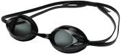 Speedo Vanquisher Optical Competition Swim Swimming Goggles Smoke Diopter -5.5