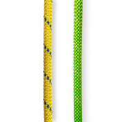 OmniProGear 8mm x 3.4m Prusik Cord Lime & 8mm x 3.4m Yellow Made IN USA MBS 16.44kN
