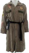 The Walking Dead Rick Uniform Adult Bathrobe One Size One Size