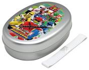 Komori resin lunchbox animal squadron FILL UP Ou jar aluminium lunch box 350ml 479868