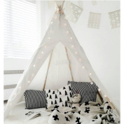 Free Love @pure white kids play tent indian teepee children playhouse children play room teepee