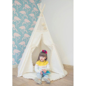 Free Love @lesi design kids play tent indian teepee children playhouse children play room teepee
