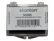 Stanton N500S Universal 500 Series Replacement Spherical Stylus Needle For 500 & 505 Cartridges