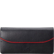 Mancini Leather Goods RFID Secure Gemma Trifold Wallet