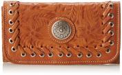 American West Harvest Moon - Tri-Fold Wallet