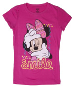 Minnie Mouse Smiles Toddlers T-Shirt - 5/6