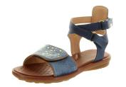Geox Girls' Milk C Open Toe Sandals,Avio,29