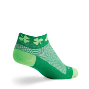 SockGuy Classic 5.1cm St. Pattys Day Limited Edition Cycling/Running Socks