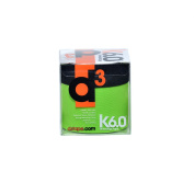 D3 Kinesiology Muscle Tape Dual Pack Lime/Black