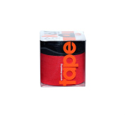 D3 Kinesiology Muscle Tape Dual Pack Red/Black