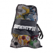 Summit Mesh Ball Bag Hold 14 balls
