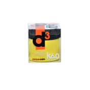 D3 Kinesiology Muscle Tape Dual Pack Yellow/Black