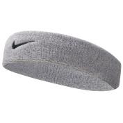 Nike Swoosh Headband Grey Heather/Black