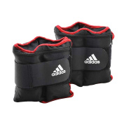 Adidas Ankle Weights 2kg Pair