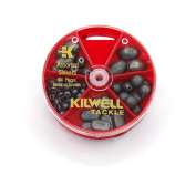 Sinker KIL 64pc Assorted Dial Pack
