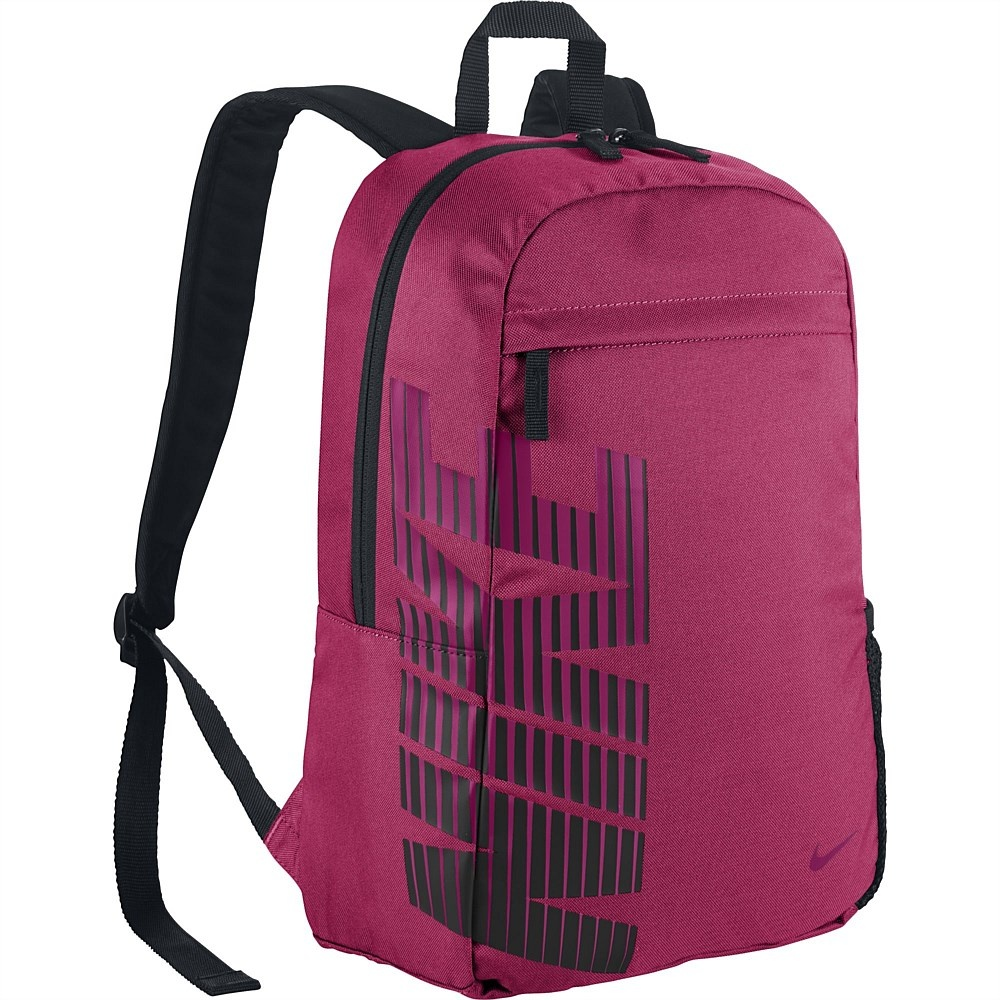1bb9203b0953 Nike Classic Sand Backpack Pink 19 Litre by Nike - Shop Online for ...
