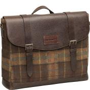 Johnston & Murphy Flapover Briefcase