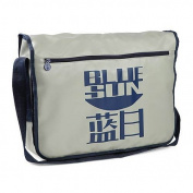 Firefly Blue Sun Messenger Bag