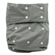 Teen / Adult Cloth Nappy - Grey