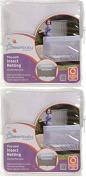 Dreambaby Play-Yard Insect Netting - 2 Count