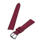 Brentwood Pink 16 mm Wide Genuine Ostrich Band
