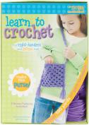 Leisure Arts Learn To Crochet Purse