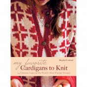 Trafalgar Square Books My Favourite Cardigans, Knit