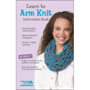 Leisure Arts Learn To Arm Knit For Kids Kit