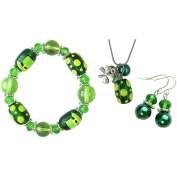 Holiday Bead Kit-Green