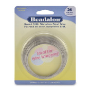Stainless Steel Round Wire 26 Gauge 20 Metres