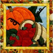 Harvest Quilt Magic Kit-30cm x 30cm