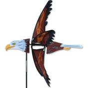 Premier 60cm Bald Eagle Lawn Spinner