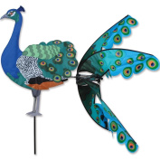 Flying Creature Wind Spinner - Peacock