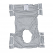 Drive Medical Patient Lift Sling with Commode Opening