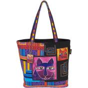 Laurel Burch Whiskered Cats Shoulder Bag