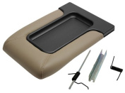 IPCW BB103 Tan/Neutral Front Jumper Seat Centre Console Lid