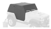 Bestop 81036-09 Charcoal/Grey All-weather Trail Cover For Jeep 92-95 Wrangler