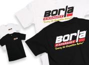 Borla 21197 Black Large Motorsports T-Shirt