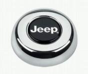 Grant 5695 Chrome Button-Jeep