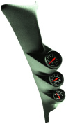 Auto Metre 7072 Triple A-Pillar Gauge Kit