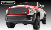 T-Rex Grilles 20458 Horizontal Aluminium Polished Finish Billet Grille Insert for
