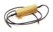 Putco 230004A 6 Ohm 50 Watt LED Light Bulb Load Resistor Kit