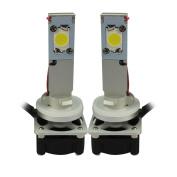 Putco 260881W Headlight Kit, Pair
