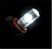 Putco 250H6MW Optic 360 LED Fog Lamp Bulb