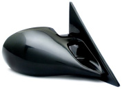 IPCW CM3-S10 Black M3 Style Manual Side Mirror - Pair