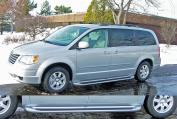 Owens 2188-01 GlaStep Fibreglass Running Board for Chrysler Town & Country