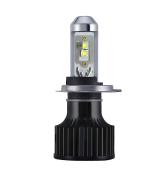 PIAA 17214 White 23W H4 Performance LED Bulb
