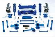 Fabtech FTS26018BK Rear Lift Box Kit