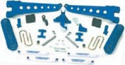 Fabtech FTS22034 20cm Rear Suspension Kit for Ford F250