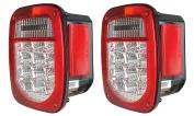 Anzo USA 861082 Tail Light Assembly